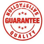 Guarantee Satisfaction Quality