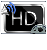 High Quality Audio and HD Video