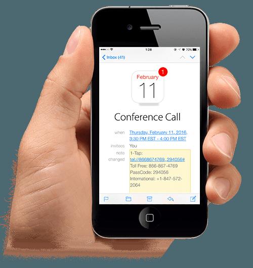 ConferTel's Mobile-1 Tap
