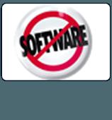 No Software, No Plug-ins