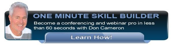 One Minute Skill Builder
